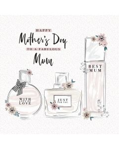 Happy Mother's Day to a Fabulous Mum