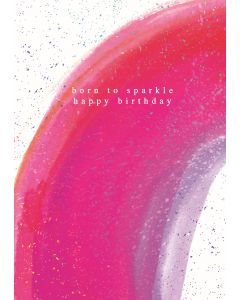 Born to Sparkle, Happy Birthday