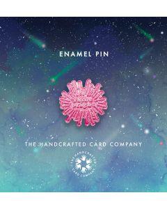 Shine Bright (Pink) Enamel Pin Badge