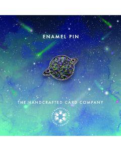 Planet/Zodiac Enamel Pin Badge