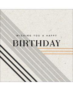 Wishing you a Happy Birthday