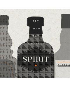 Get into the Birthday Spirit