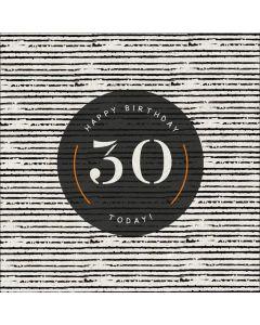 Happy Birthday, 30 Today!