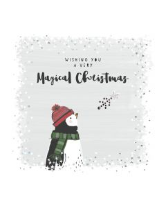 Wishing you a very Magical Christmas