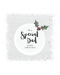 To a special Dad Happy Christmas