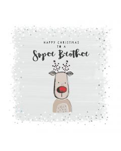 Happy Christmas to a Super Brother