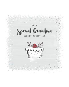 Christmas wishes to a special Grandma
