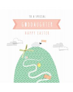 To a special Goddaughter, Happy Easter