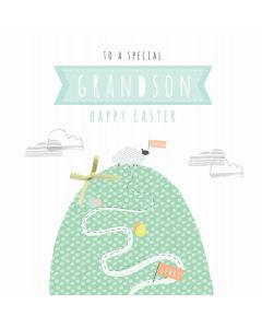 To a special Grandson, Happy Easter