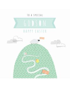 To a special Godson, Happy Easter