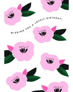 Wishing you a lovely Birthday!