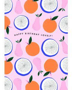 Happy Birthday lovely!