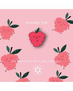 Berry Enamel Pin Badge