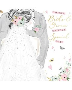 To the Bride and Groom on your Special Day