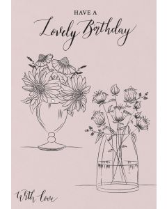 Have a lovely Birthday