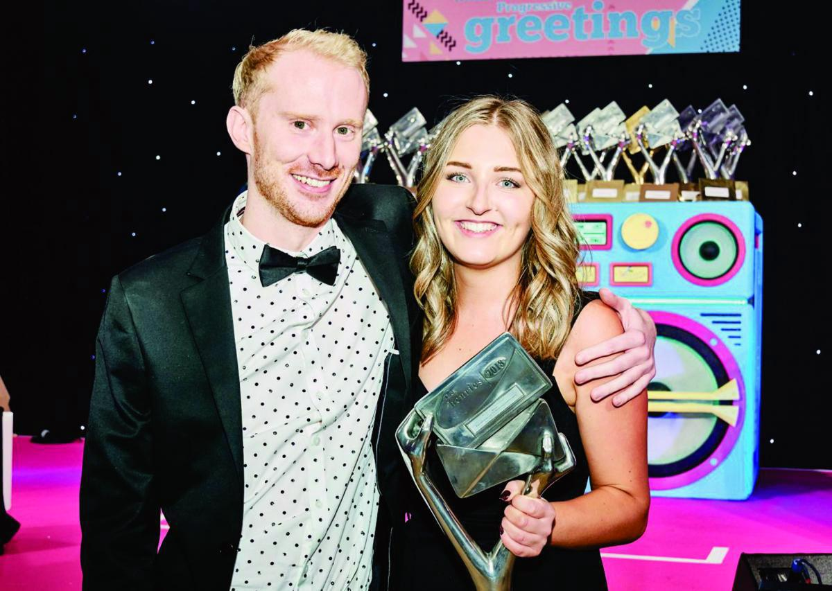 Henry Greeting Card Award Winner 2018