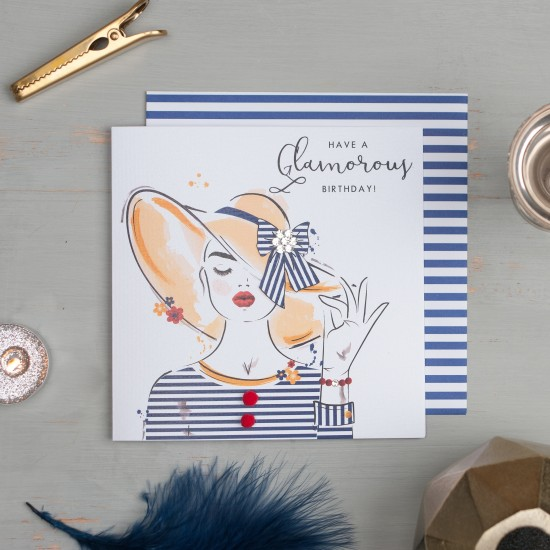 Beau Couture Greeting Cards