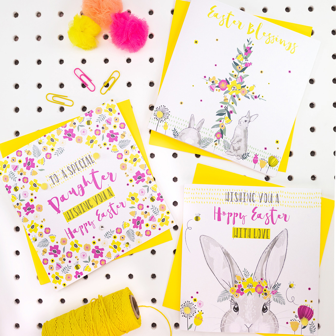 Cotton Tail Easter Cards
