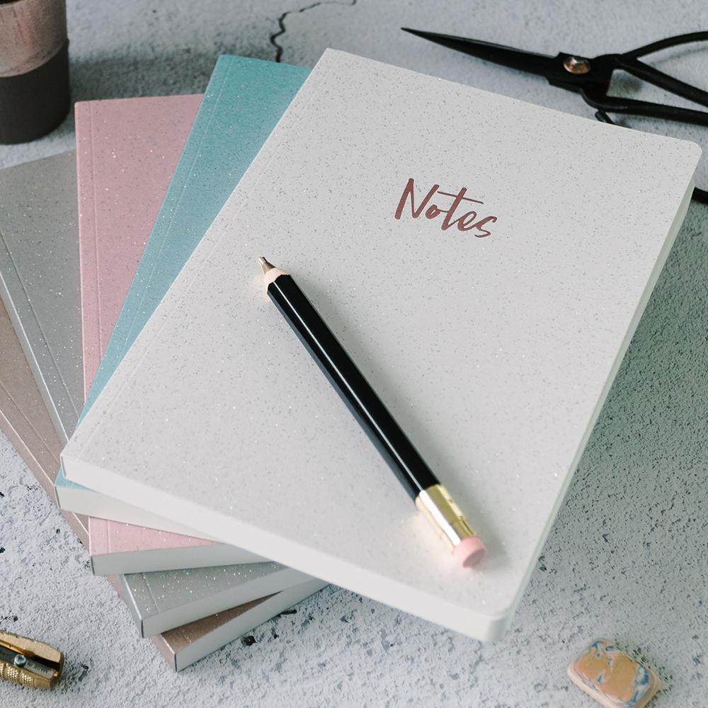 Limelight Sparkle Notebooks